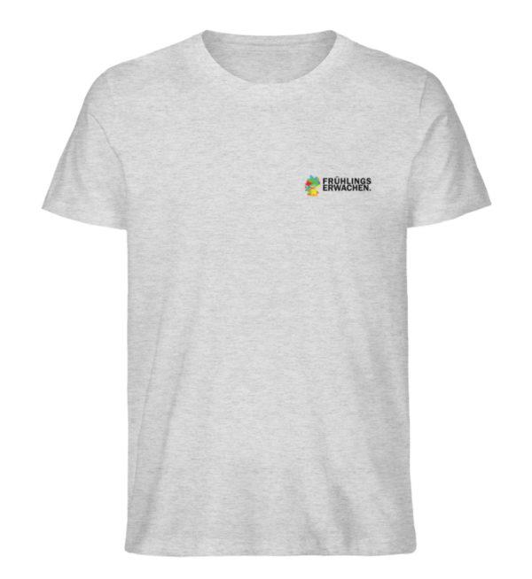 T-Shirt - Frühlingserwachen - Herren Premium Organic Shirt-6892